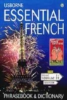 Image for Essential French  : phrasebook & dictionary