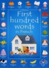 Image for Usborne first hundred words in French