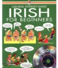 Image for Irish for beginners CD pack