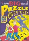 Image for The Usborne big book of puzzle adventures