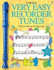 Image for Very easy recorder tunes