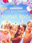 Image for Usborne first encyclopedia of the human body