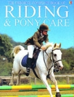 Image for Usborne little book of riding & pony care