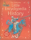 Image for The Usborne little encyclopedia of history