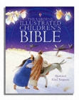 Image for The Usborne illustrated children's Bible