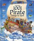 Image for 1001 pirate things to spot