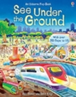 Image for See under the ground  : with over 75 flaps to lift