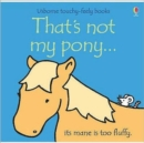 Image for That's not my pony