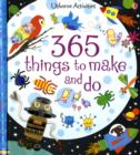 Image for 365 things to make and do