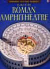 Image for Cut-out Roman amphitheatre