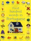 Image for First hundred words in Portuguese