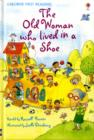 Image for The old woman who lived in a shoe