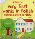Image for Very first words in Polish