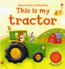 Image for This is my tractor