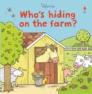 Image for Who's hiding on the farm?