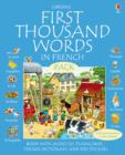 Image for First 1000 Words Pack - French