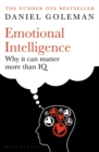 Image for Emotional intelligence  : why it can matter more than IQ