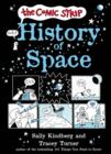 Image for The comic strip history of space