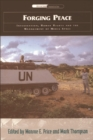 Image for Forging peace  : intervention, human rights and the management of media space