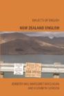 Image for New Zealand English