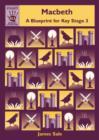 Image for Blueprints - Macbeth A Blueprint for Key Stage 3