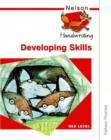 Image for Nelson Handwriting Developing Skills Book Red Level