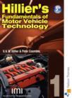 Image for Hillier's fundamentals of motor vehicle technologyBook 1 : Bk. 1