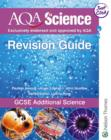 Image for AQA GCSE Additional Science Revision Guide