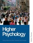 Image for Higher psychology