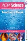 Image for GCSE chemistry: Teacher's book