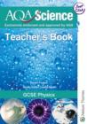 Image for GCSE physics: Teacher's book