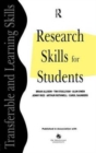 Image for Research skills for students
