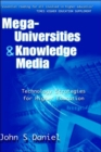 Image for The mega-universities and knowledge media