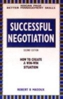 Image for Successful negotiation  : how to create a win-win situation