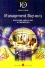 Image for Management buy-outs  : the critical success factors for directors