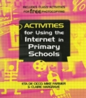 Image for Activities for using the Internet in primary schools