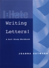 Image for I hate writing letters!  : a self-study workbook