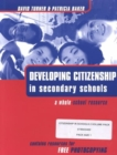 Image for Citizenship in schools  : 2 volume pack