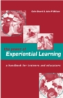 Image for The power of experiential learning  : a handbook for trainers and educators