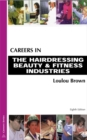 Image for Careers in the hairdressing, beauty and fitness industries