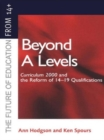 Image for Beyond A-levels  : curriculum 2000 and the reform of 14-19 qualifications