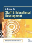 Image for A guide to staff and educational development