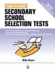 Image for How to pass secondary school selection tests