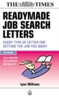 Image for Readymade job search letters  : every type of letter for getting the job you want