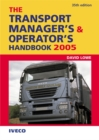Image for The transport manager's & operator's handbook 2005