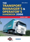 Image for The transport manager's & operator's handbook 2006