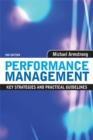 Image for Performance management  : key strategies and practical guidelines