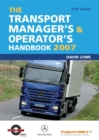 Image for The transport manager's & operator's handbook 2007