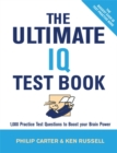 Image for The ultimate IQ test book