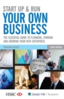 Image for Start up & run your own business  : the essential guide to planning, funding and growing your new enterprise